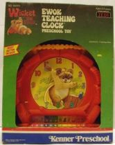Return of the Jedi 1985 - Ewok teaching clock
