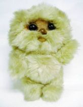 Return ot the Jedi 1984 - Ewoks Plush - Nippet - Kenner/Miro-Meccano