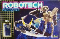 Revell - Robotech Changers D3