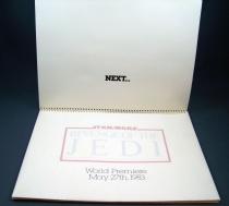 Revenge of the Jedi (1982) - Lucasfilm & 20th Century Fox - Merchandising Press Kit (Dossier Promotionnel) 03