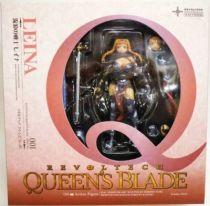 Revoltech Queen\'s Blade 001 - Leina - Kaiyodo