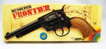 Revolver Frontier (pistolet à amorces) - Edison Giocattoli