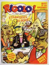 Rigolo n°4 - Le Retour du Jedi - Septembre 1983 01