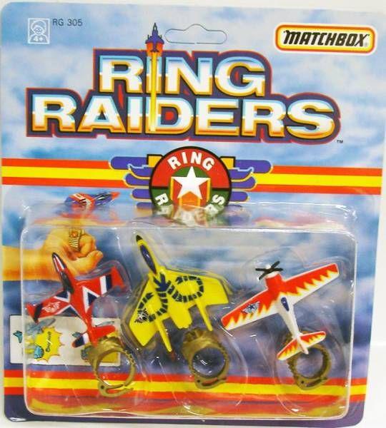 Ring Raiders - Ring Raiders Squadron