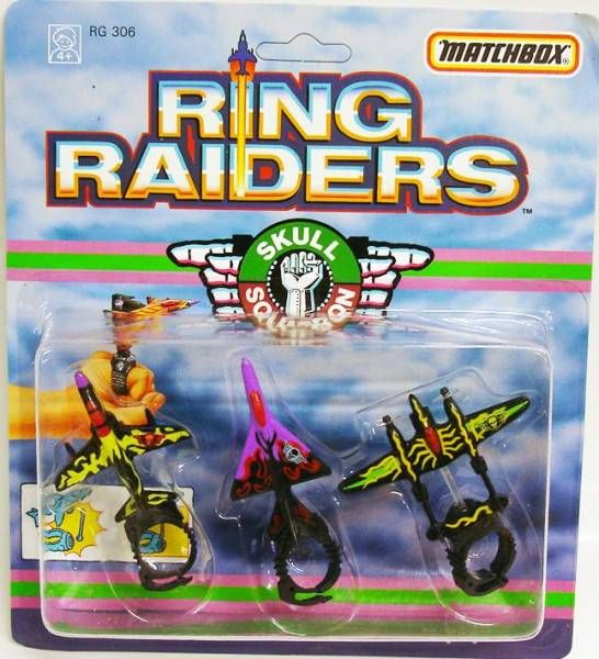 Ring Raiders - Skull Squadron