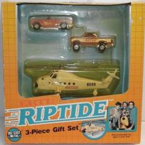 Riptide - Die-cast metal 3-pieces vehicles gift set - ERTL