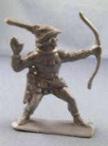 Robin des Bois - Figurine Plastique Monochrome - Robin Archer