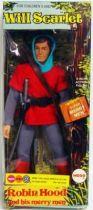 Robin Hood - Mego - Will Scarlett (mint in box)