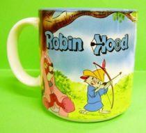 Robin Hood, Disney Mug, Robin Hood vs. Prince John