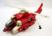 Robo Machine - Bandai - Robot Helicopter (loose)