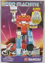 Robo-Machine - Bandai - Super-Gobot Cy-Kill