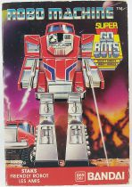 Robo-Machine - Bandai - Super-Gobot Staks