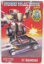 Robo-Machine - Bandai - Super-Gobot Super Couper