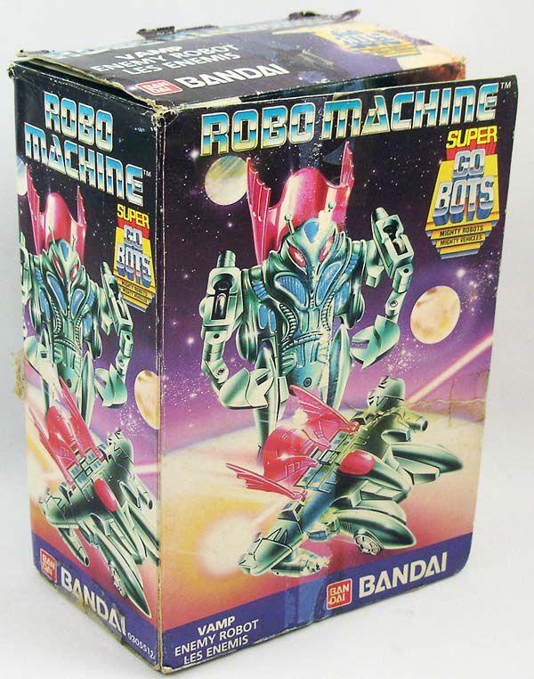 Robo-Machine - Bandai - Super-Gobot Vamp Casmodon