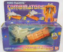 Robo Machine - Combinators - F-15 Jet & Transporter