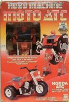 Robo Machine - Moto ATC - Honda All Terrain Cycle