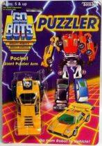 Robo Machine - Puzzler Robot - Pocket