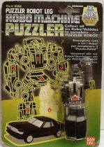 Robo Machine - Puzzler Robot - Rube - Number 6 (Leg)