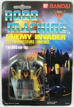 Robo Machine - RM-102 Falgos Enemy Invader