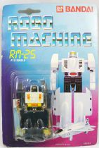 Robo Machine - RM-25 F15 Eagle (blue variant)