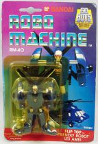 Robo Machine - RM-40 Flip Top Kaman Helicopter