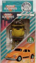 Robo-Machine Deluxe - Ladybug