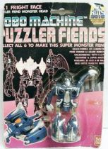 Robo-Machines - Puzzler Fiends - Fright Face (Bandai)