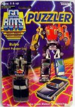 Robo-Machines - Puzzler Robot - Rube (Bandai)