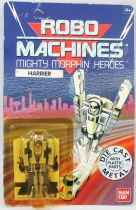 Robo Machines Mighty Morphin Heroes - Harrier