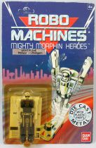 Robo Machines Mighty Morphin Heroes - Light Plane