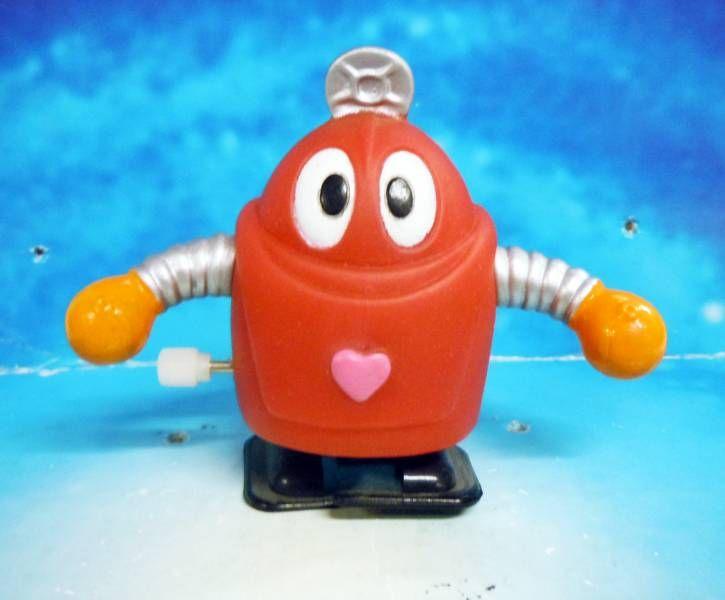 Robocon - Wind-up