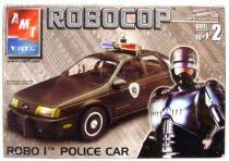 Robocop - AMT ERTL - Robo 1 Police Car 1:25