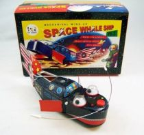 Robot - \'\'Space Whale PX-3\'\' Robot Wind-Up - St. John (China)