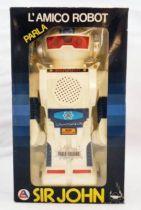 Robot - A.L. - Sir John (L\'Amico Robot) mint in box