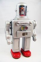 Robot - Battery Operated Tin Robot - Astro Spaceman (Ha Ha Toys)