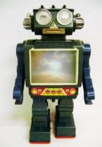 Robot - Battery Operated Walking Robot - Space Commander - Horikawa (S.H.) loose