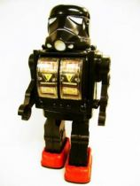 Robot - Battery Operated Walking Robot - Stormtrooper (Black)