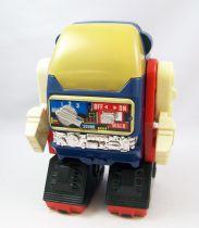 Robot - Battery Operated Walking Robot - Super TV Robot Lambda - Horikawa (S.H.)