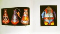 Robot - Book - ROBOTS and others Rockets before the MOON from Pierre BOOGAERTS (Futuropolis Editions 1978)