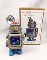 Robot - Mechanical Walking Tin Robot - Astro Mecano (N.R.)