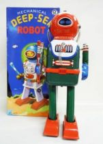 Robot - Mechanical Walking Tin Robot - Deep-Sea Robot (Q.S.H.)
