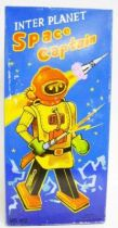 Robot - Mechanical Walking Tin Robot - Inter Planet Space Captain