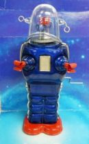 Robot - Mechanical Walking Tin Robot - Robot Space Trooper \'\'Robby\'\' (Ha Ha Toy)