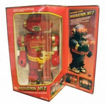 Robot - New Bright 1985 - Magnatron MT-2 (mint in french box))