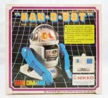 Robot - Nikko - Han-D-Bot (radio-controlled robot)