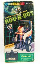 Robot - Nikko - Rov-A-Bot (Voiture radio-commandée/Robot Transformable)