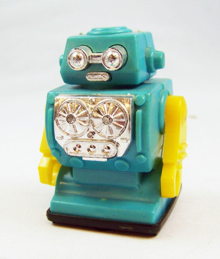 Robot - Robot Roulant (bleu) 01