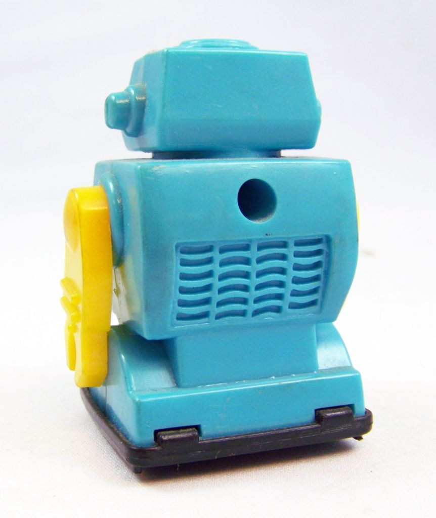 Robot - Robot Roulant (bleu) 02