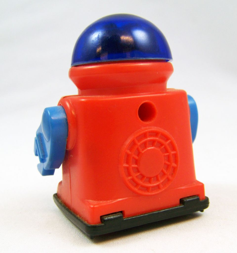Robot - Robot Roulant (rouge) 02