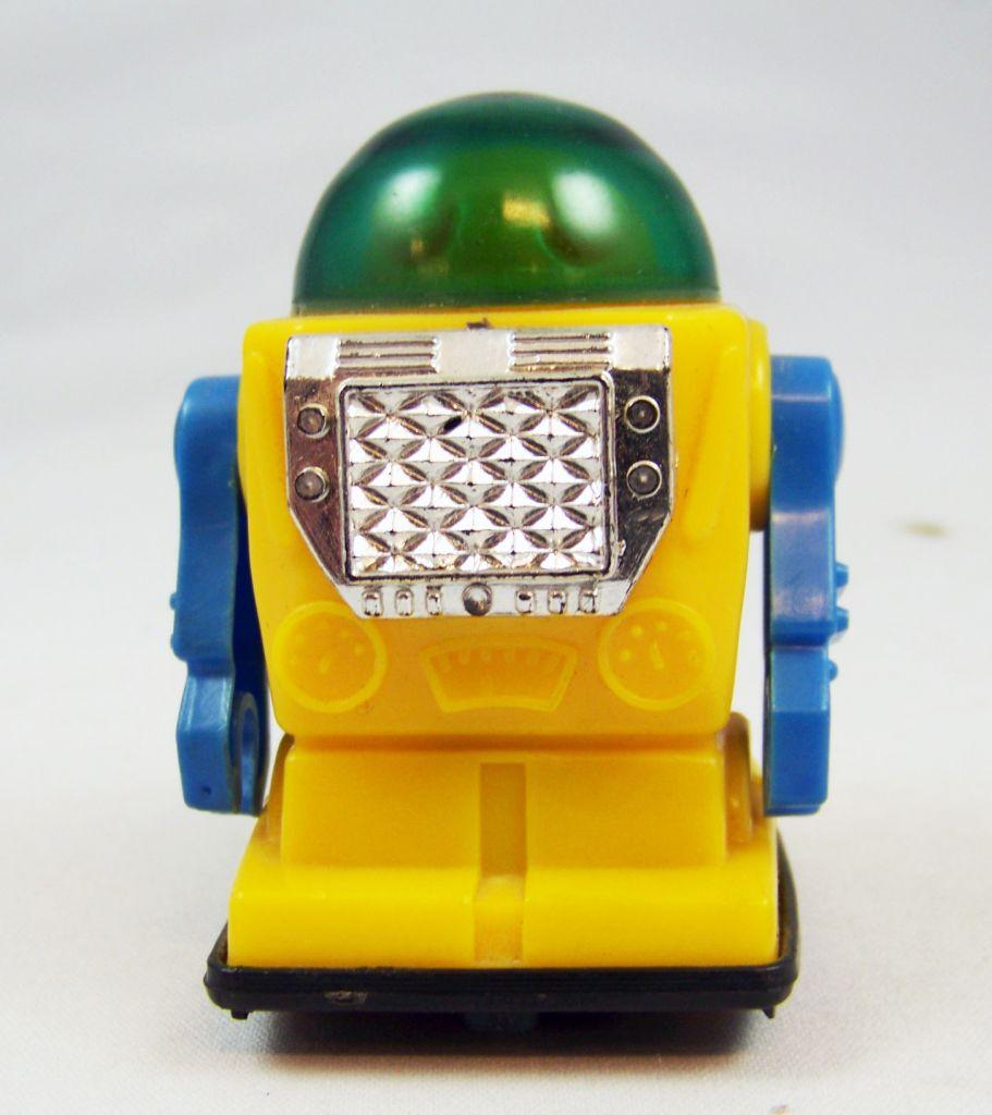 Robot - Robot Roulant (jaune) 01